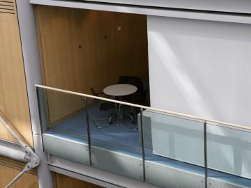 Panel japonés screen 4000 ignífugo blanco