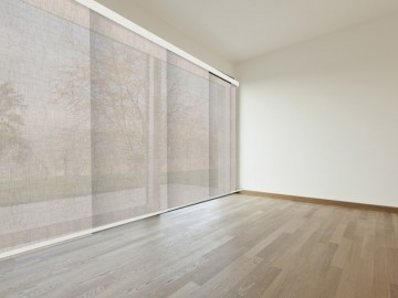 Panel japonés visillo RA lino