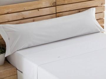 Juego de sábanas LISO BIÉS 200 hilos blanco