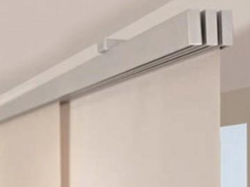 Mecanismo riel panel japones RIEL JAPO LUXE detalle