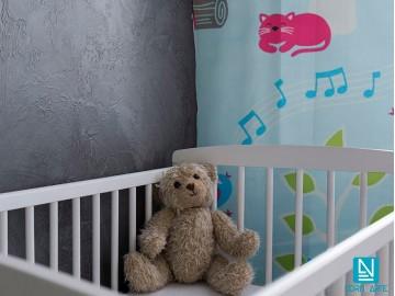 Cortina decorativa INFANTIL