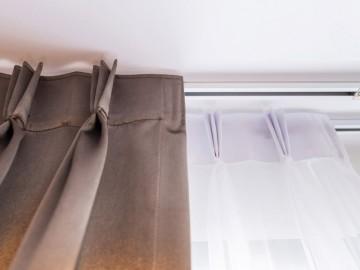 Mecanismo riel cortina RIEL MANUAL