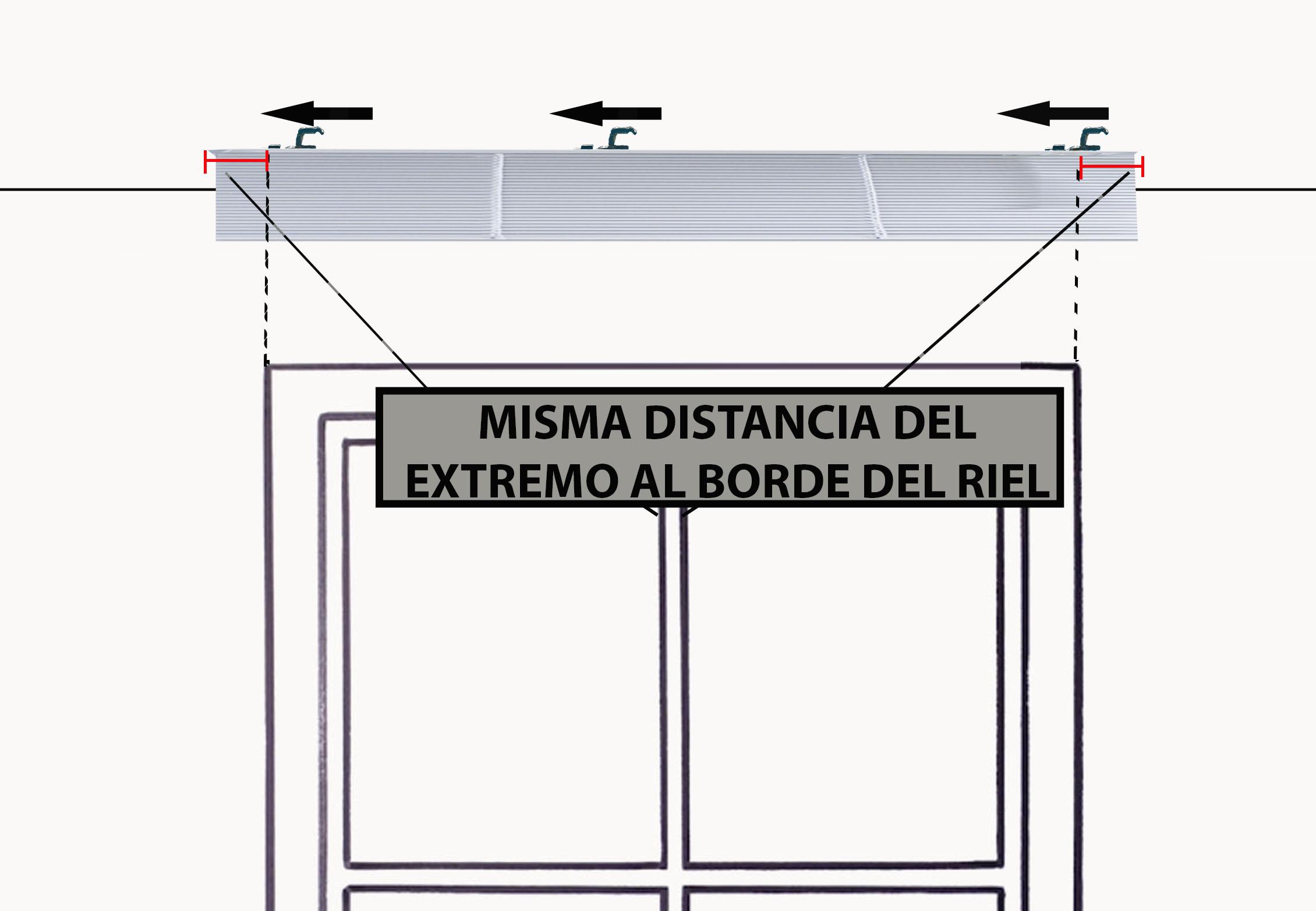 Cómo montar persianas venecianas de aluminio en el techo
