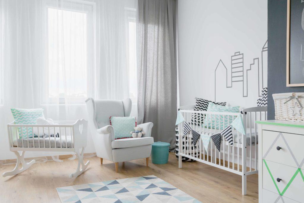 Tipos De Cortinas Mas Comunes Para Habitaciones Infantiles - Cortinas-en-habitaciones