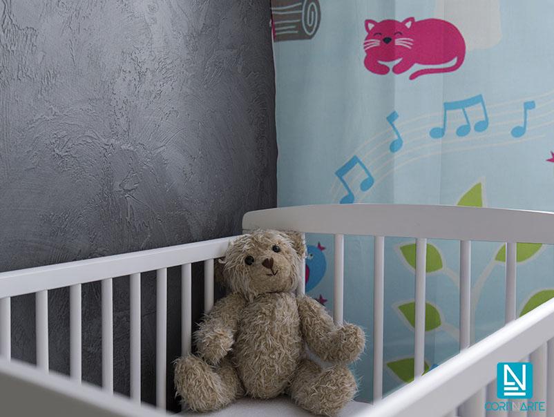 TIPOS DE CORTINAS MÁS COMUNES PARA HABITACIONES INFANTILES
