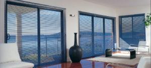 decorar con cortinas venecianas