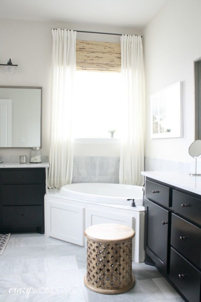 cortinas para baños 3
