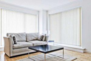 ventajas de las cortinas de lamas verticales