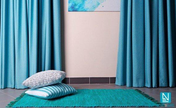 Cortinas a medida buena relación calidad precio para decoración