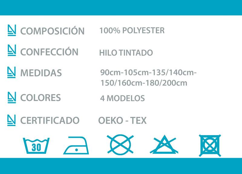Ficha técnica colcha digital
