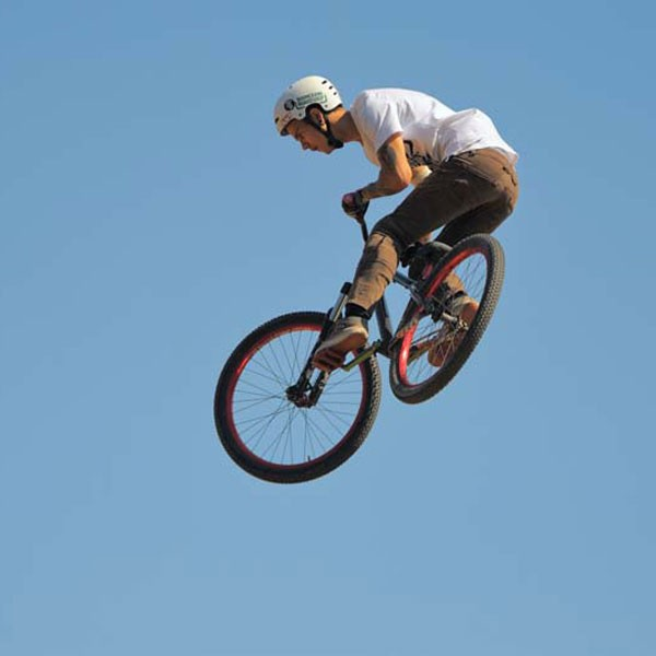 Bicycle jumping JUVENIL