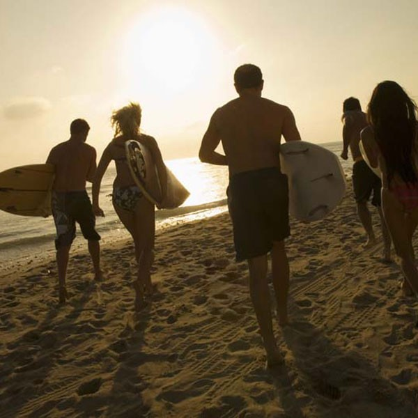 Surf and friends JUVENIL